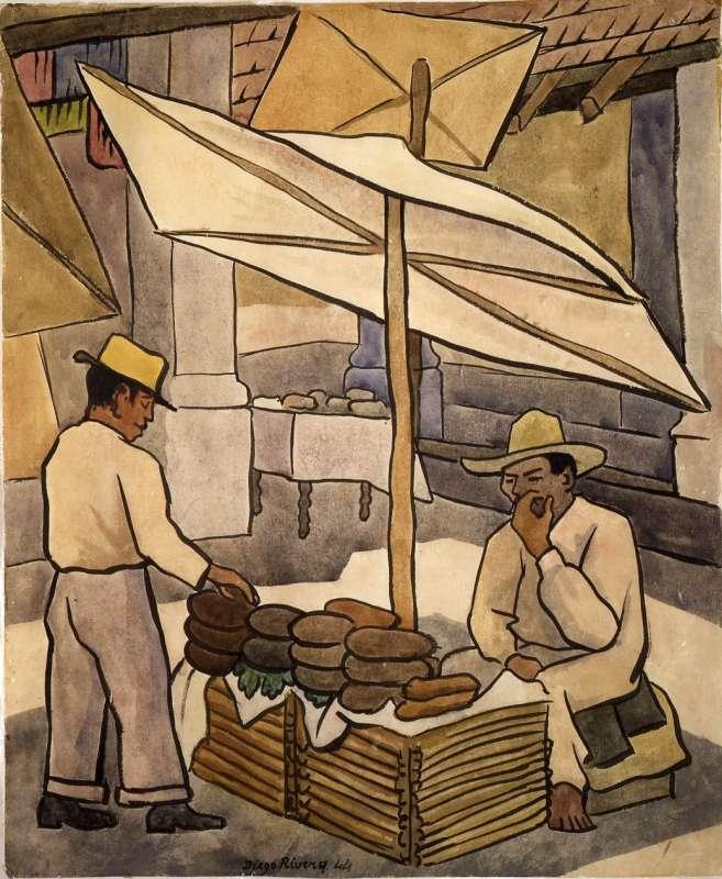 The Bread Vendor
