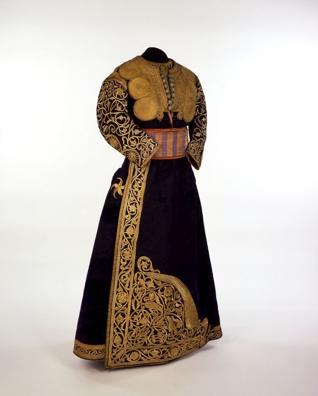 Great dress (<i>berberisca</i>)