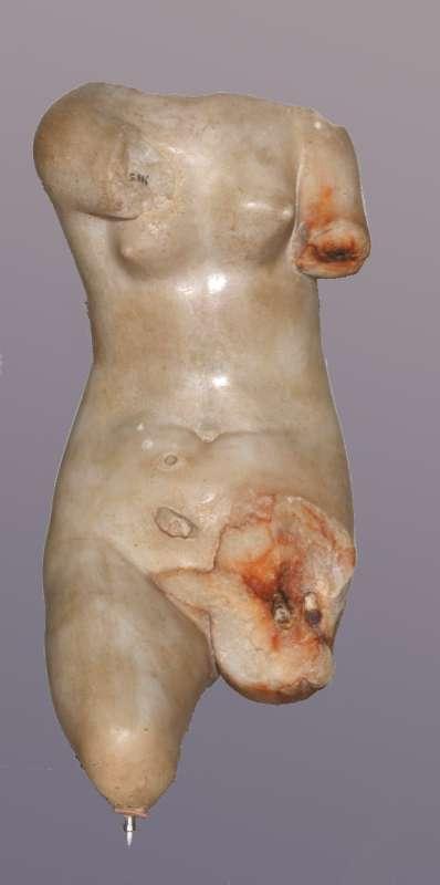 אפרודיטה הכורעת