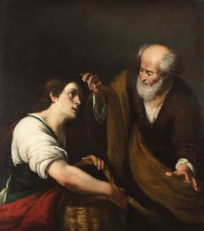 Saint Peter Performing a Miracle