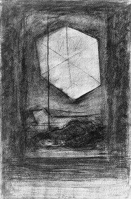 Landscape with Crystal (Paysage au crystal)