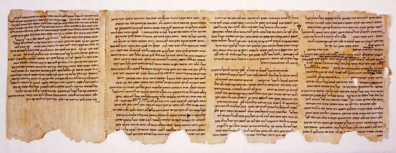 Rule of Community Scroll (1QS)