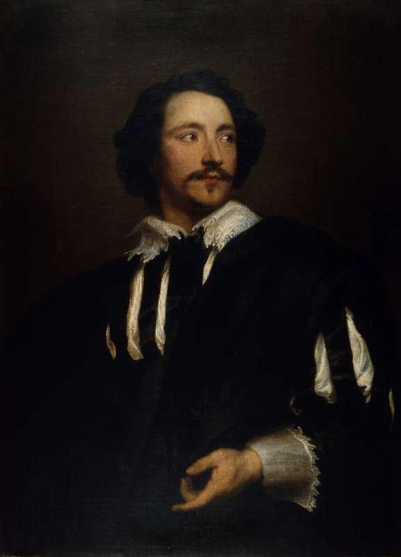 Portrait of the Engraver Paulus Pontius