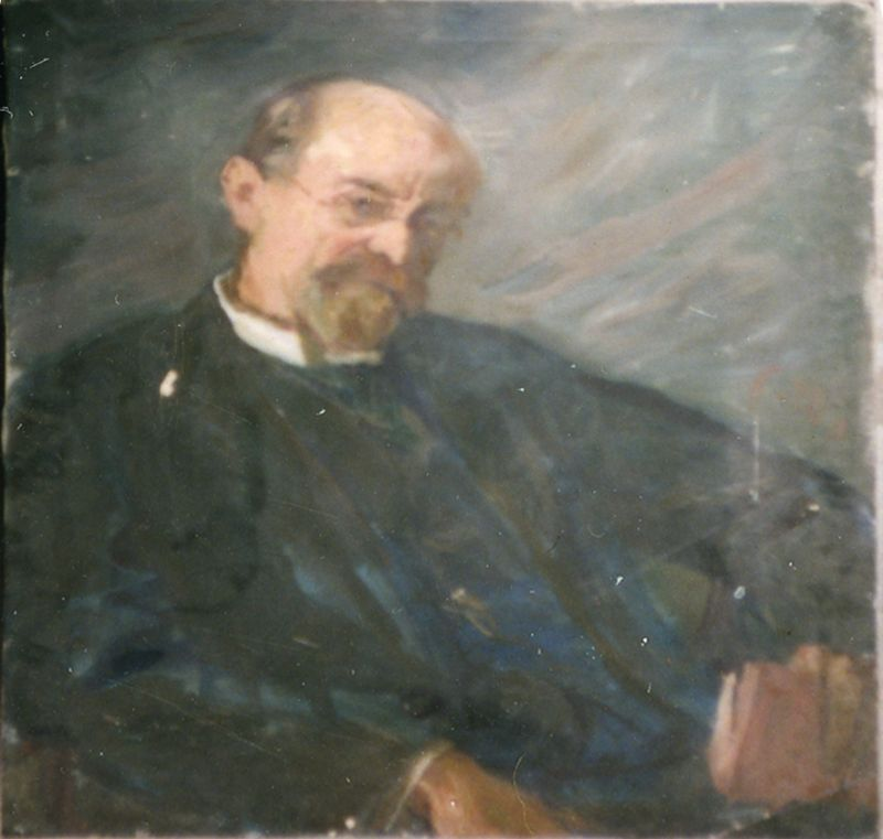 Portrait of an Aged Man