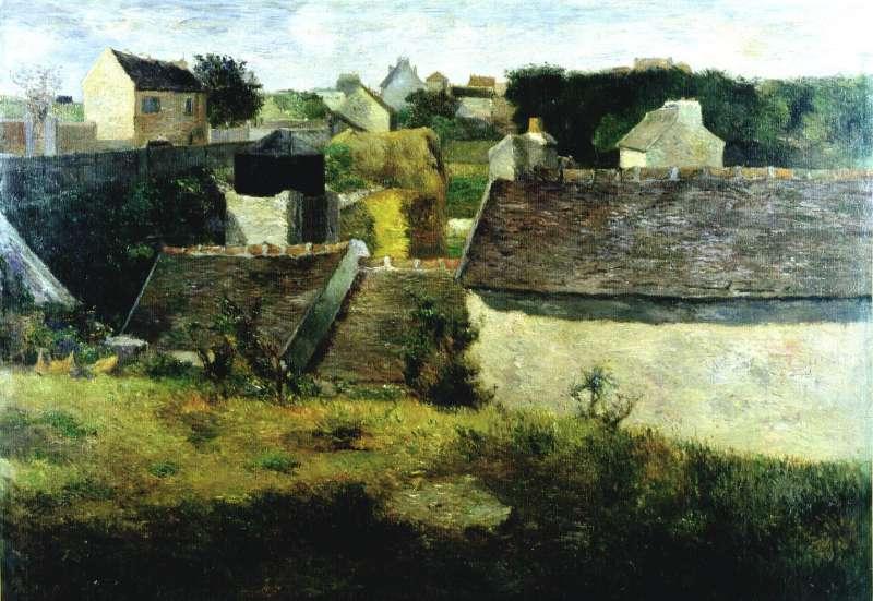 Houses at Vaugirard