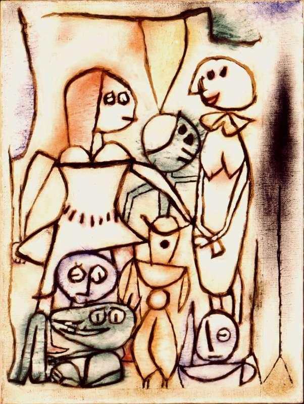 Group of Masks
