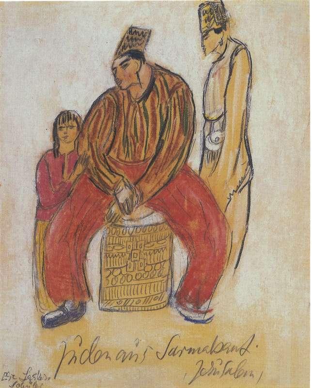 Jews from Samarkand