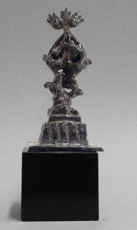 פסל-הכנה ראשון לשלום על הארץ