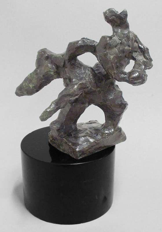 Prometheus and the Vulture: Maquette No. 2