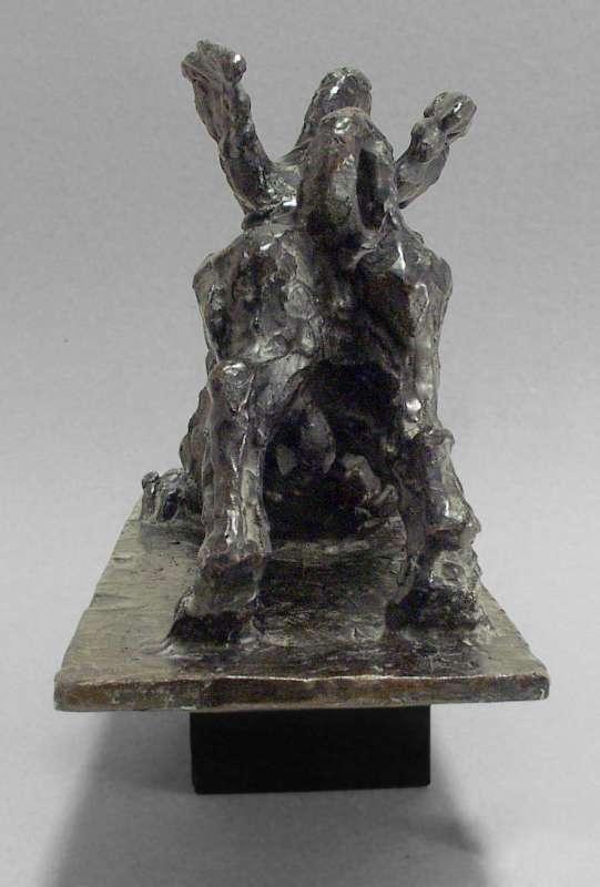 Bull and Condor: Maquette No. 1