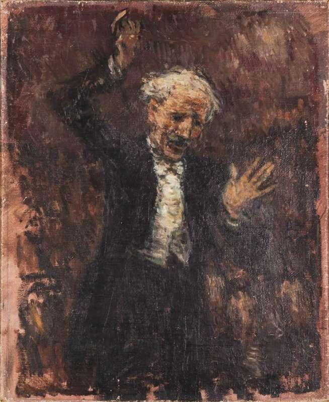 Portrait of Toscanini