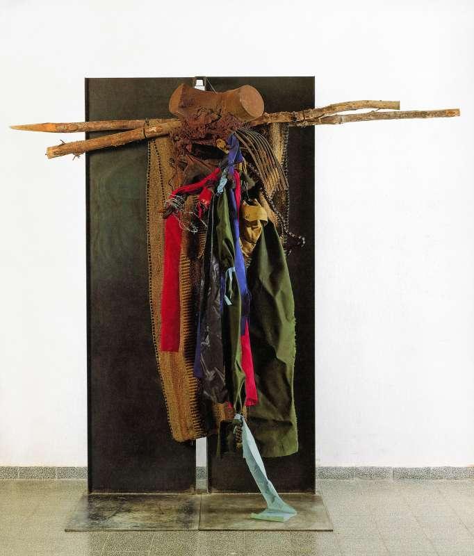 Bedouin Crucifixion