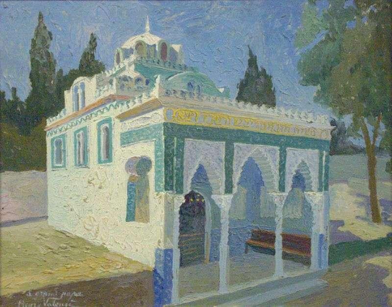 בית כנסת באלג'יר