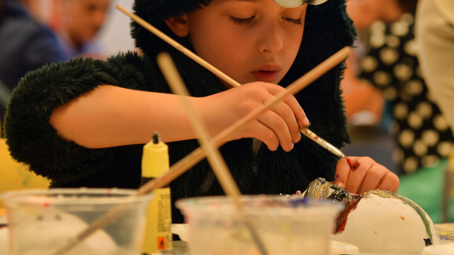 Art Classes - Children