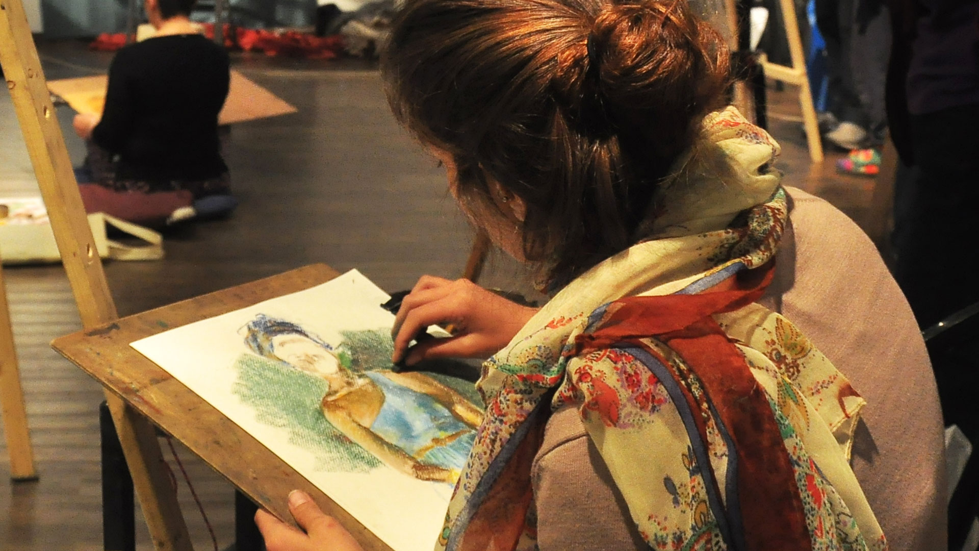 מרתון אמנות לבוגר כיתות ט'–י