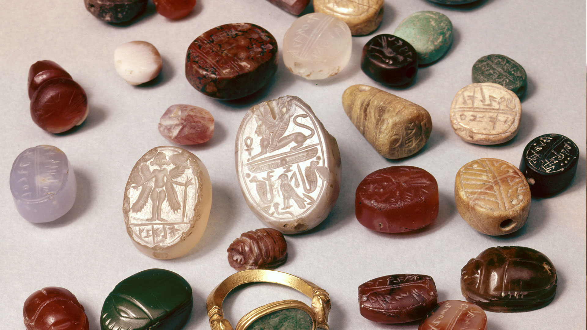 Inscribed Hebrew Seals, Israelite period