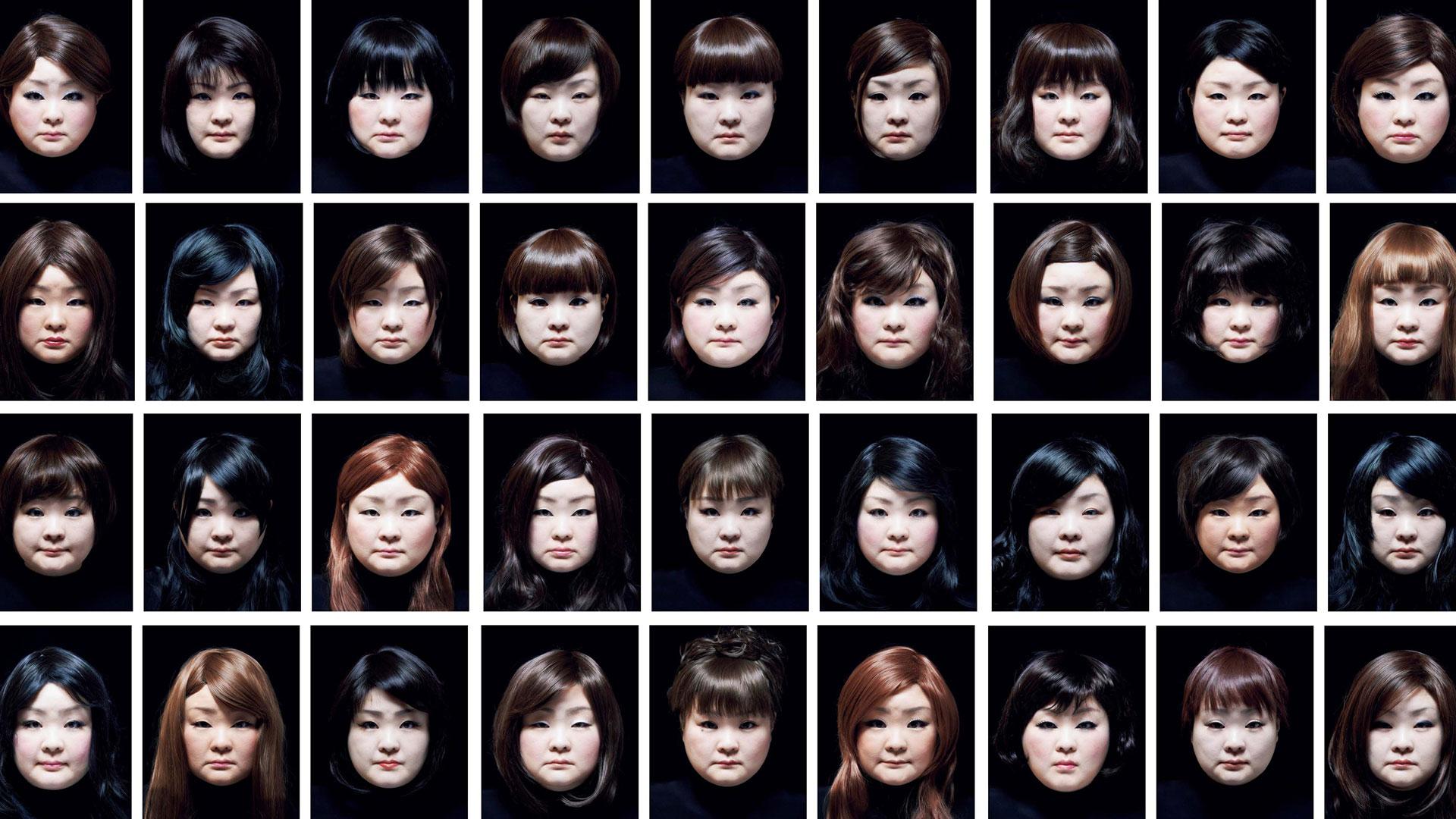 Sawada Tomoko, Facial Signature