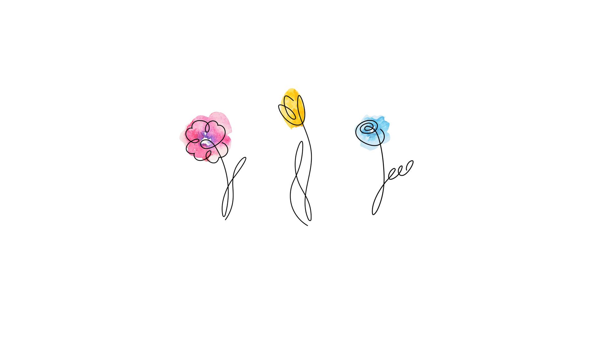 Draw Me a Flower