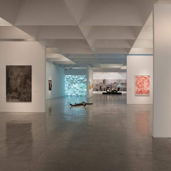 שיח גלריה בתערוכה