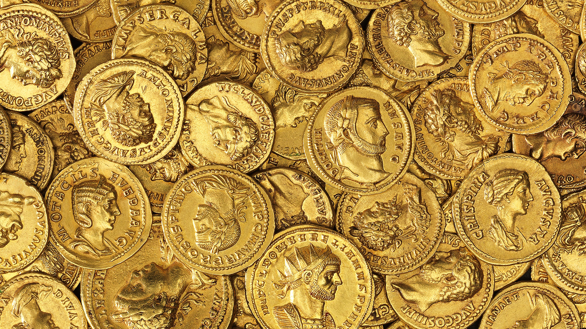Roman Gold Coins from the Victor Adda Collection