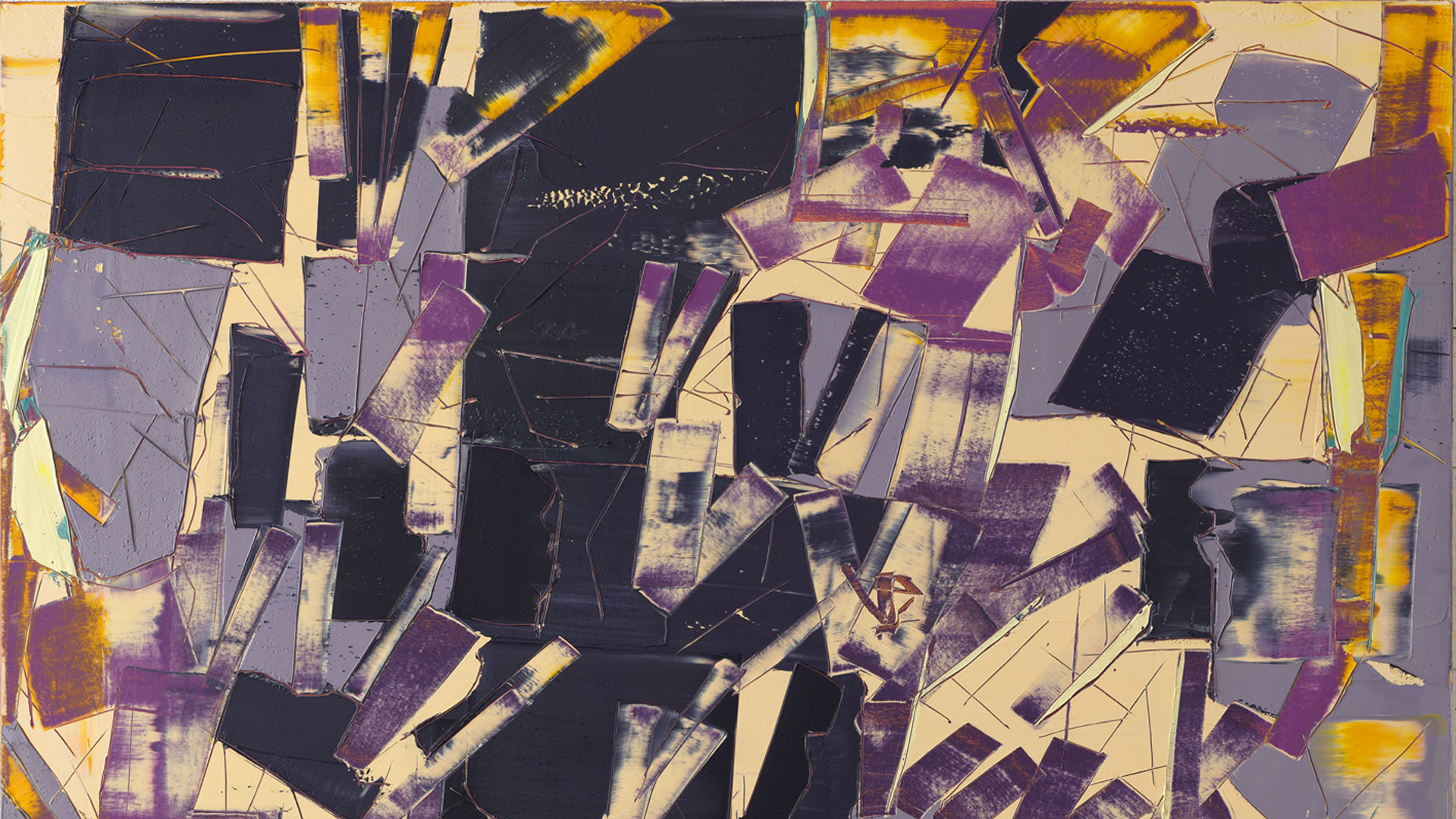 Gilad Efrat: Inside Painting<br>With Exhibition Curator, Gilad Efrat and Larry Abramson