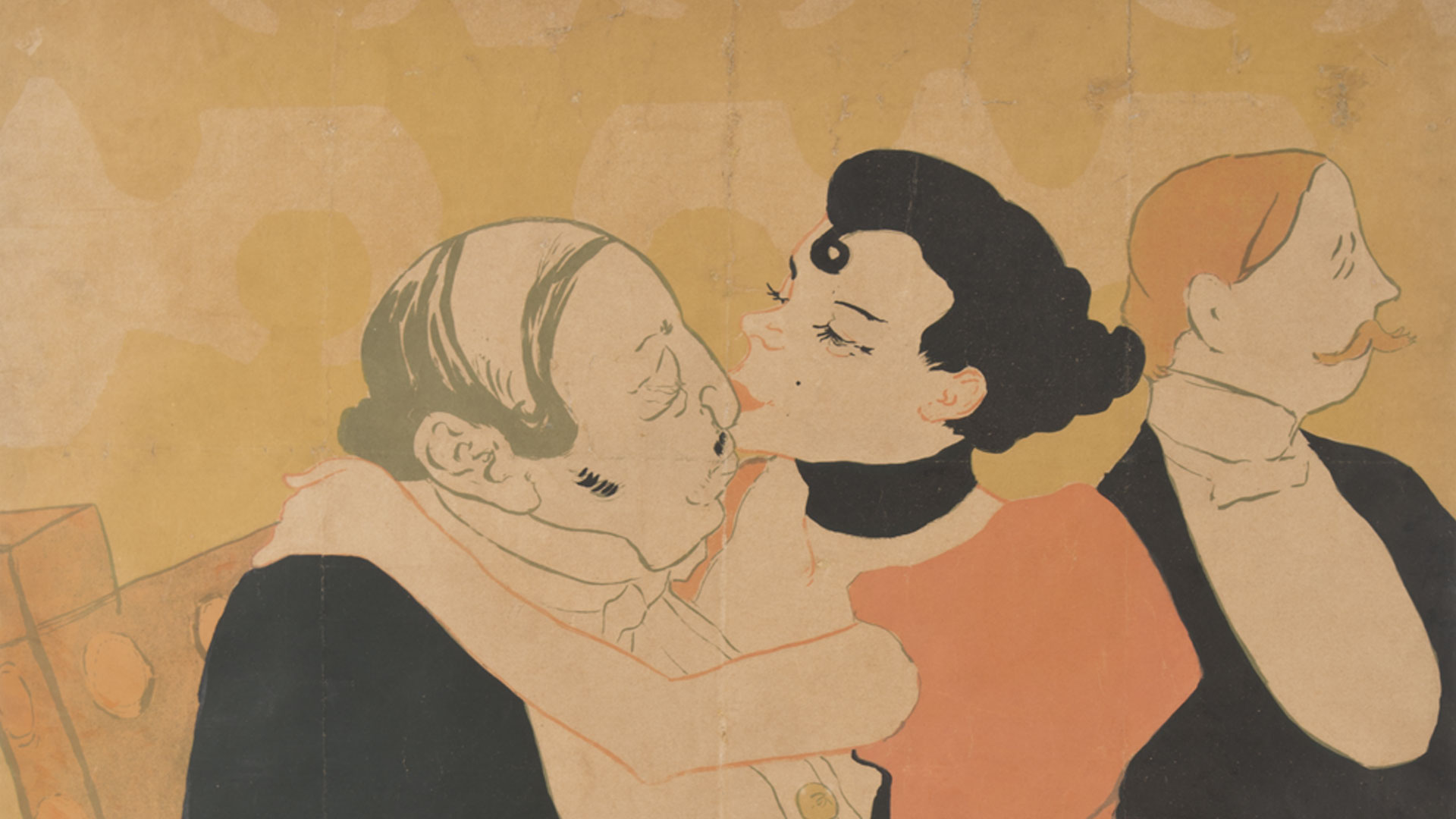 Rodin and Toulouse-Lautrec