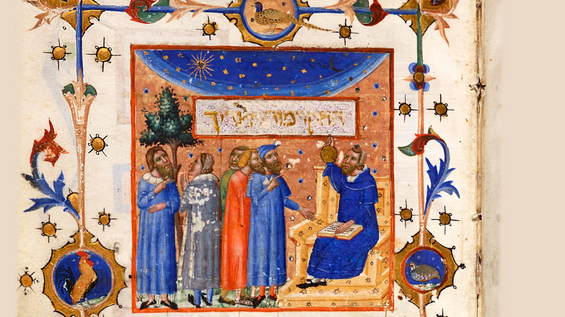 Maimonides: A Legacy in Script