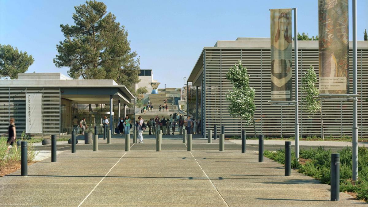 מורי דרך במוזיאון ישראל