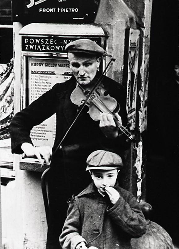 Poland, Fiddler and Beggar