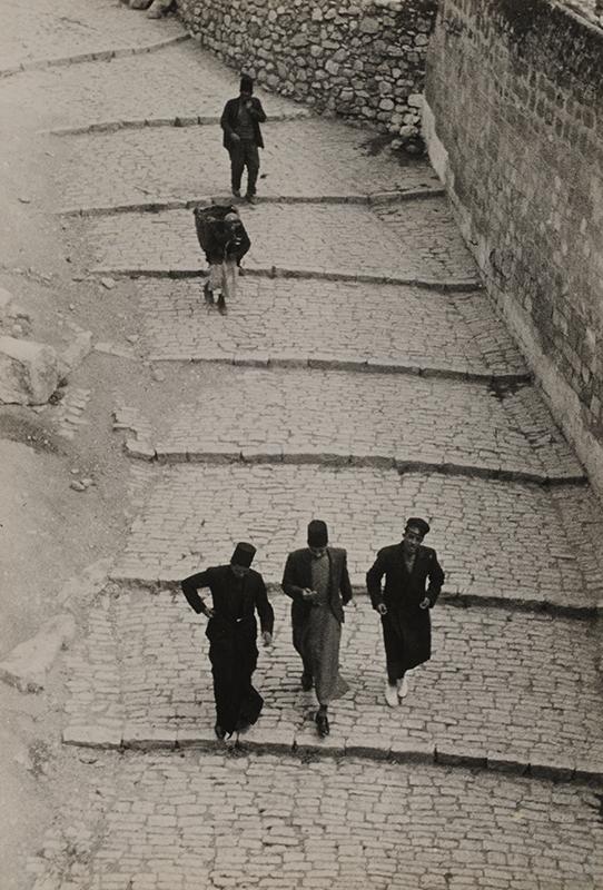 ירושלים, סמוך לשער האשפות
