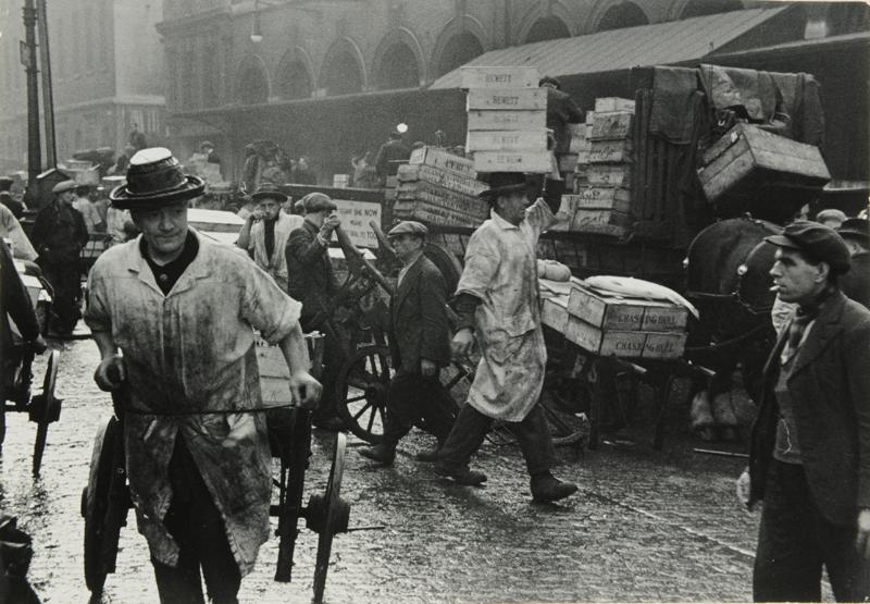 London, England, Fish Market Billingsgate