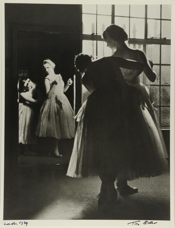 London, England,  Ballet Dancers