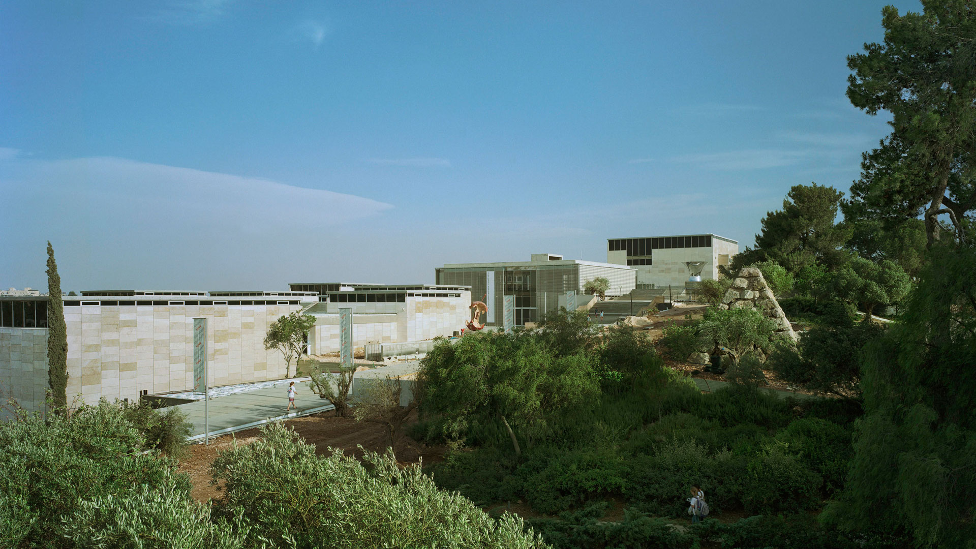 Friends of the Israel Museum