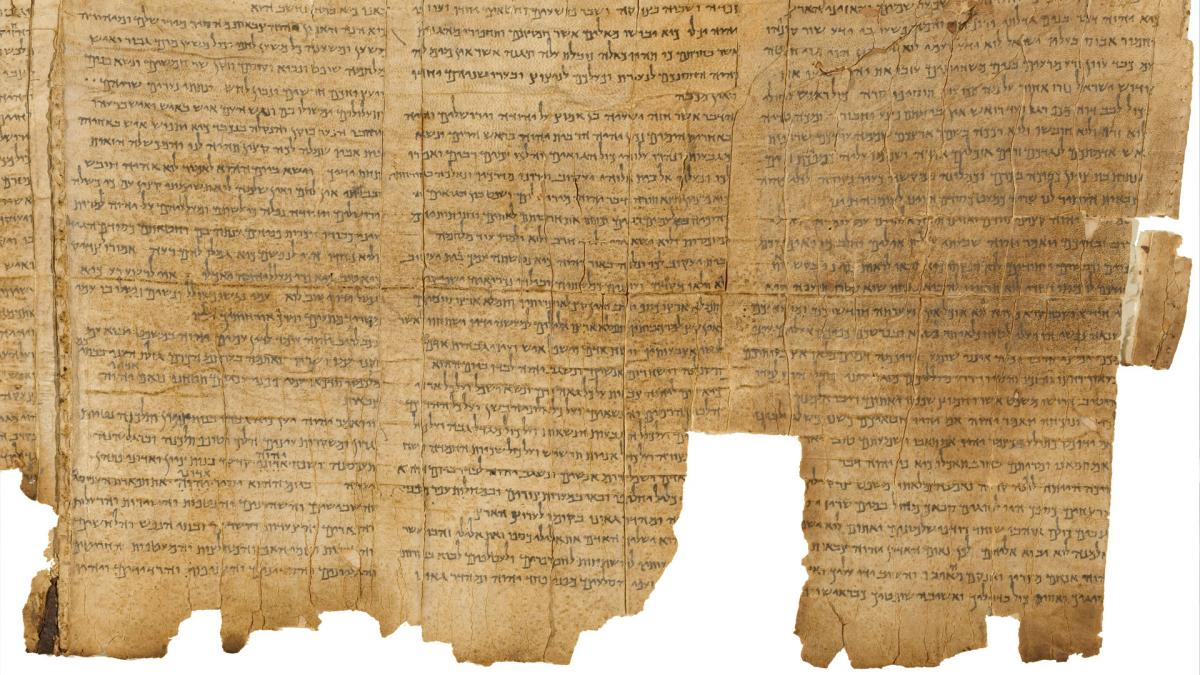 Dead Sea Scrolls Pdf